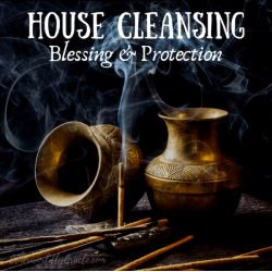 House Blessings & Spell Work