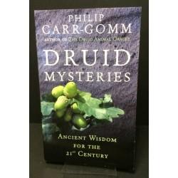Book Druid Mysteries Phillip Carr-Gomm