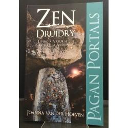 Book Zen Druidry Joanna van der Hoeven