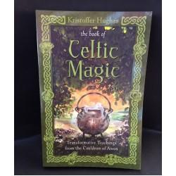Book Of Celtic Magic Kristoffer Hughes