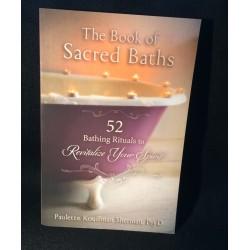 Book Of Sacred Baths Paulette Kouffman Sherman