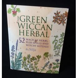 Book Green Wiccan HerbalSilja