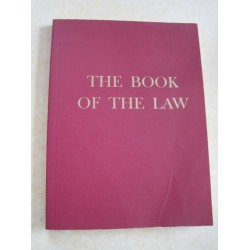 Book Of The Law Crowley