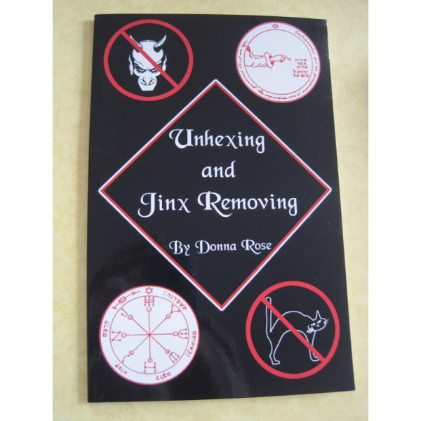 Book Unhexing And Jinx Removing  Donna Rose