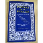 Book Power Of The Psalms Anna Riva