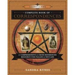 Book Complete Book Of Correspondences Sandra Kynes