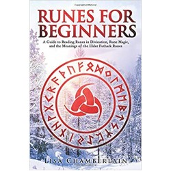 Book Runes for beginners by Lisa Chamberlain
