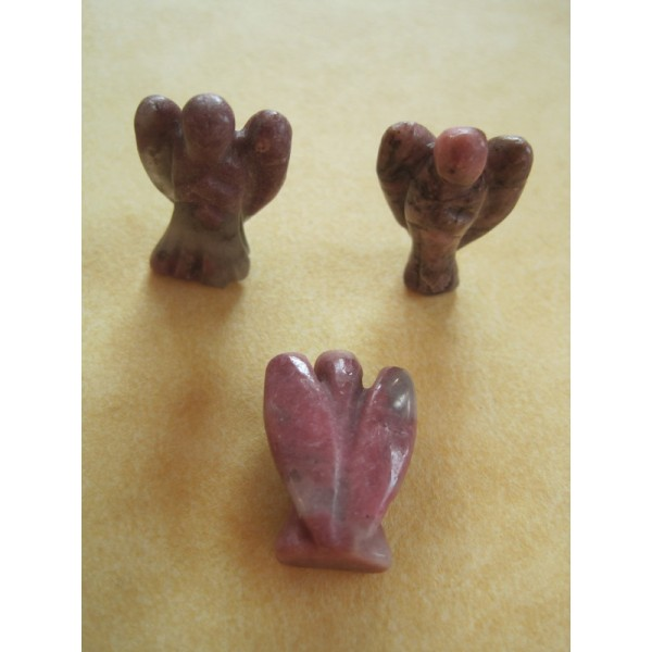 Rhodonite Angel