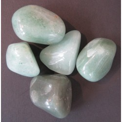 Tumble Aventurine Green