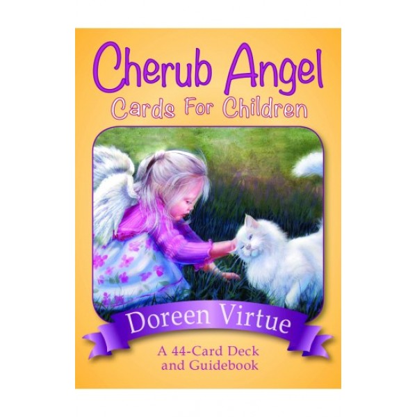 Oracle Cards Angel Cards For Children Doreen Virtue