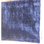 Navy Velvet Altar Cloth Lined With Lilac Satin