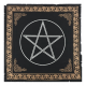 Altar Cloth Pentagram 65cm x 65cm