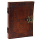 Book Leather Book Of Shadows Stag design