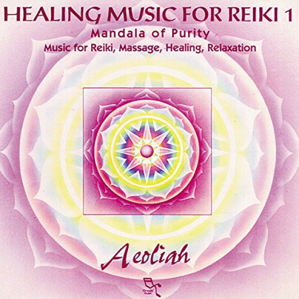 CD Healing Music for Reiki 1 Aeoliah