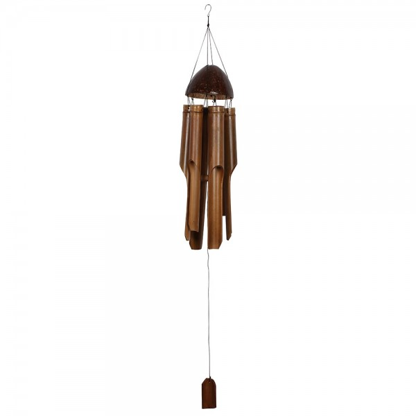 Wind Chime Bamboo 40cm