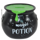 Money Box Magic Potion Cauldron (green)