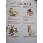 Poster An Easy Guide To The Gods
