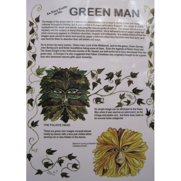 Poster An Easy Guide To The Greenman