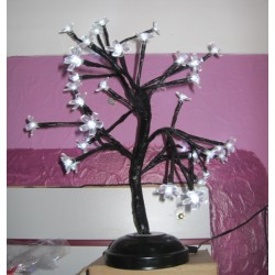 Light Tree Pink Cherry Blossom