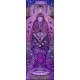Fabric Wall/Door Hangings Grandmother Crone Goddess