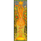 Fabric Wall/Door Hangings Fire Goddess
