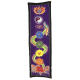 Wall Hanging Chakra Flag Dragon