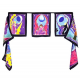 Wall Hanging Moon Goddess Seven Flags