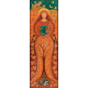 Fabric Wall/Door Hangings Earth Goddess