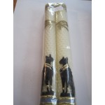 Bast Candle 2 Pack