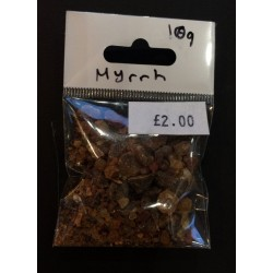 Resin Myrrh 10g