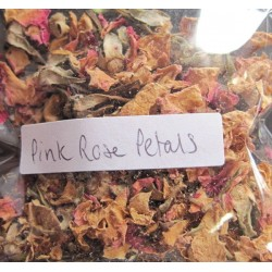 Herb Rose Petals Pink 8g