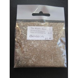 Herb Benzoin Resin 20g