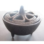Cast Iron Charcoal Disc Burner