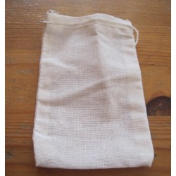 Organic Cotton T-Bag Pouch