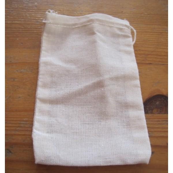 Organic Cotton T-Bag Pouch